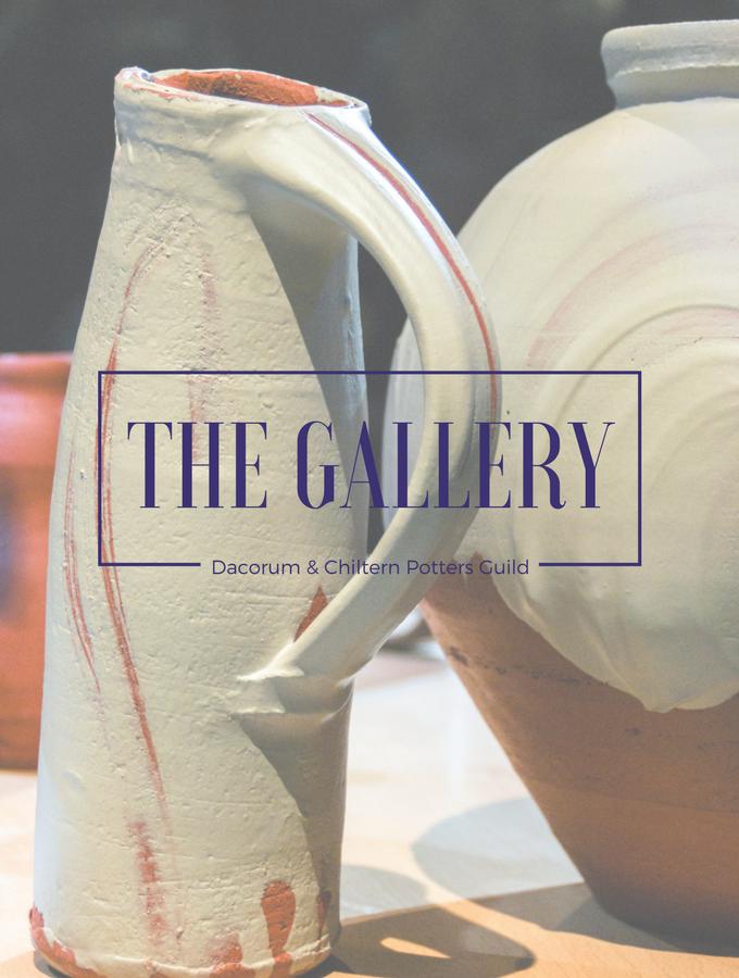 DCPG, Gallery, Pottery, Dacorum, Hemel Hempstead